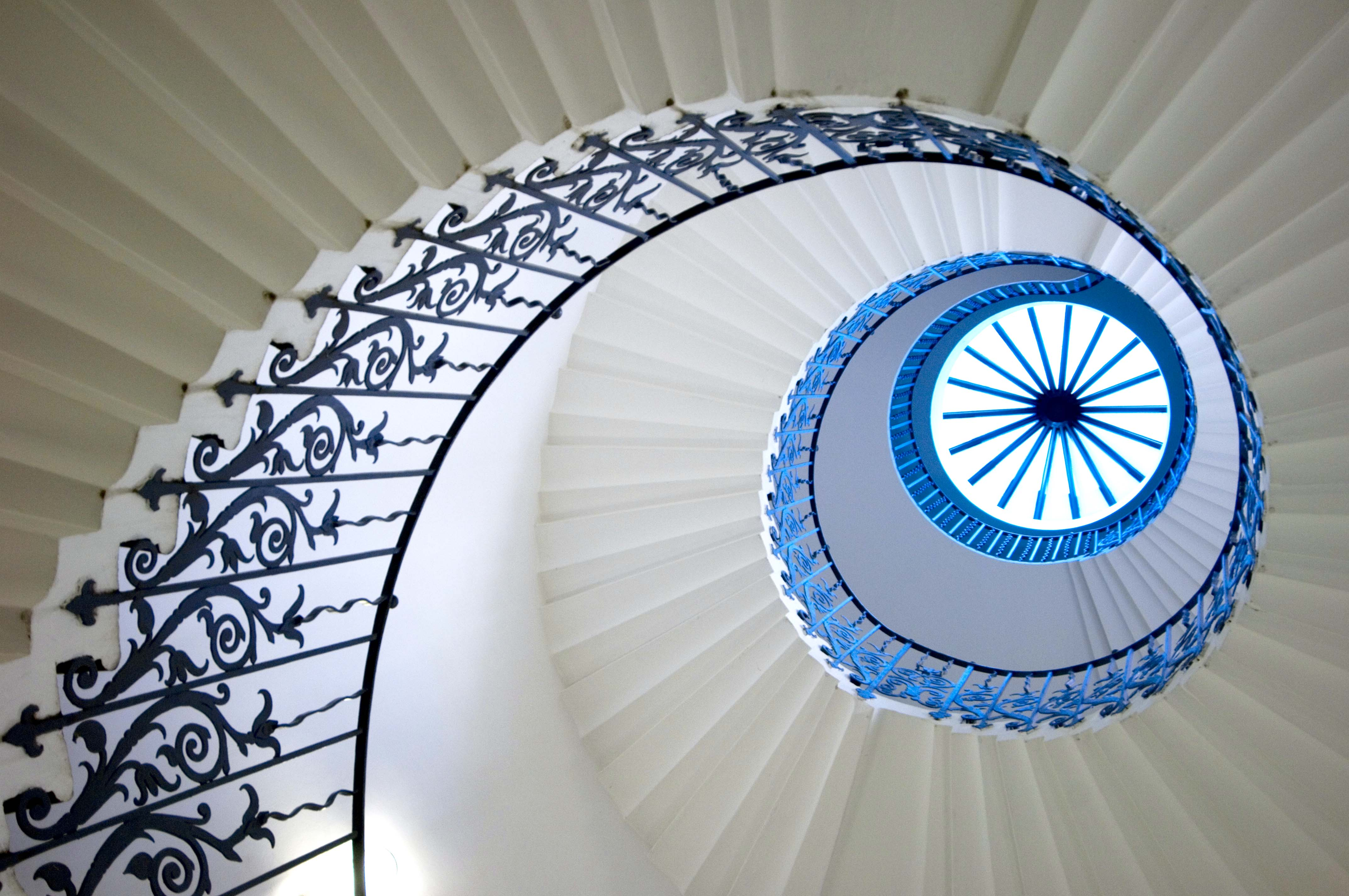 Tulip Staircase at The Queen's House